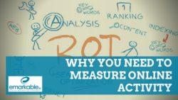 Measure Online Activity