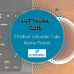 Get Social 2015: 20 Most Valuable Take Home Points