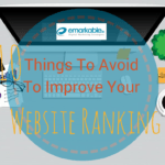 10 Things to Avoid To Improve Your Website Ranking