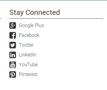 SEO Advice - Connect with Social Media