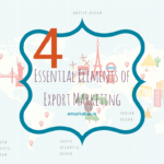 4 Essential Elements of Export Marketing
