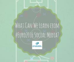 Euros2016 Social Media