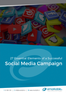27 Essential elements of a successful social media campaign