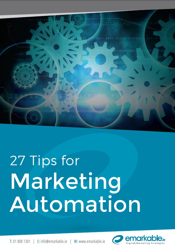 27 Tips for Marketing Automation