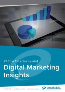 27 Top Tips for Digital Marketing Insights