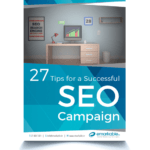 Tips for a Successful SEO Campaign