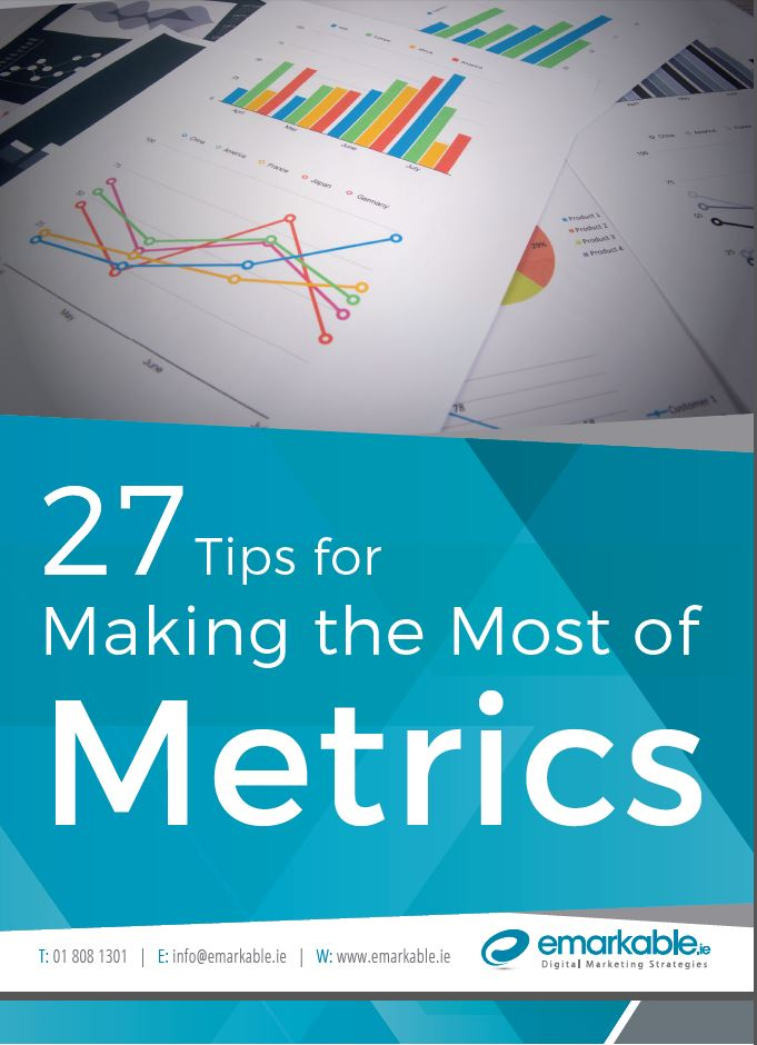 Making the most of metrics