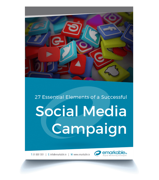 27 Top Tips Essential Elements of a Successful Social Media Campaign