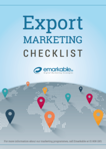 Export Marketing Checklist