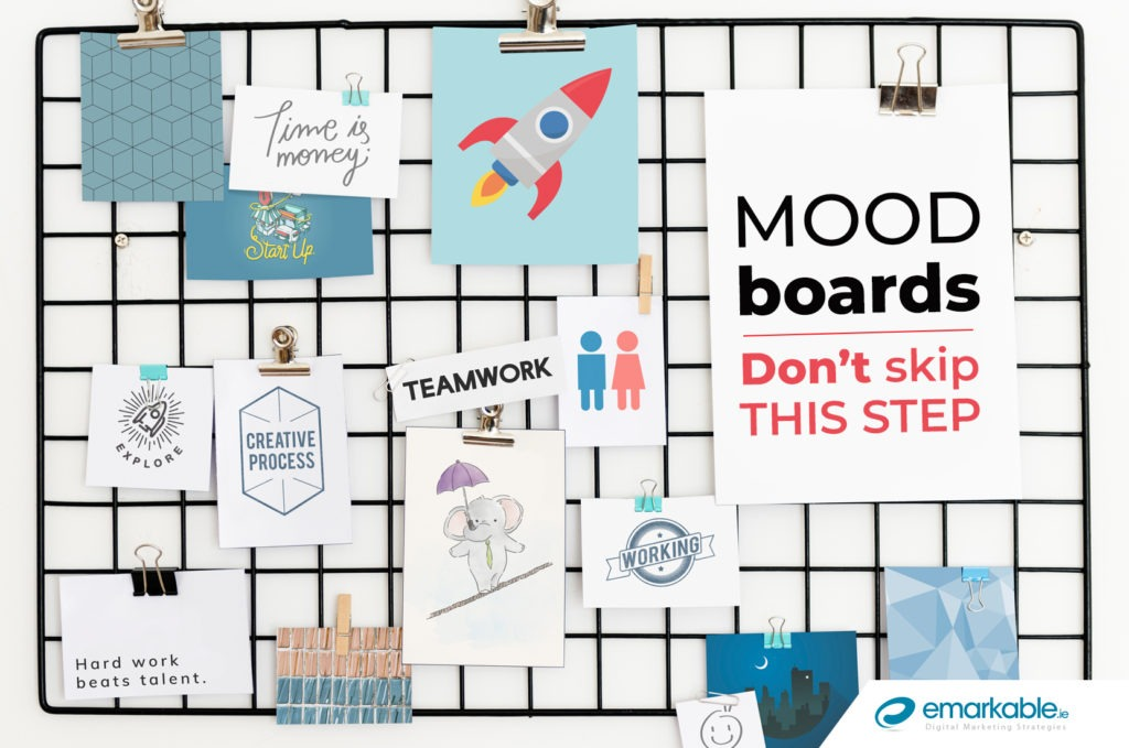 Mood Boards: Why You Cannot Afford to Ignore Them During Web Design