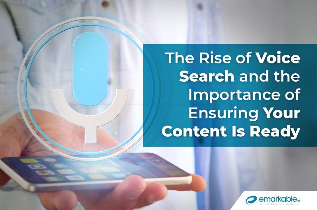 Voice Search Already Here | Are You Ready?