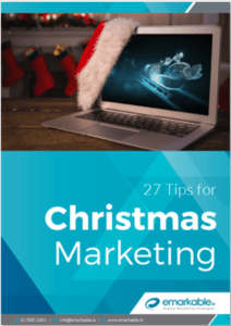 27 Tips for Christmas Marketing