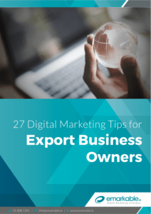 27 Digital Marketing Tips For Export Business Owners