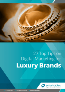27 Digital Marketing Tips for Luxury Brands