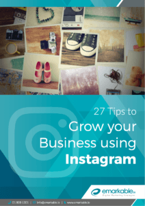 27 Tips to Grow your Business using Instagram