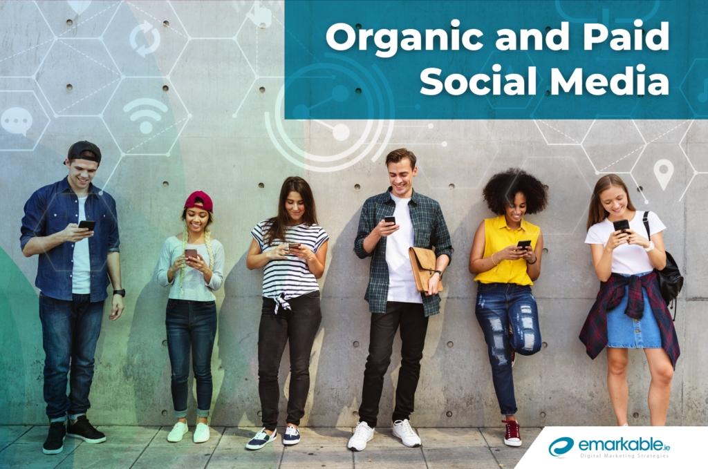 Paid Social Media VS Organic Social Media