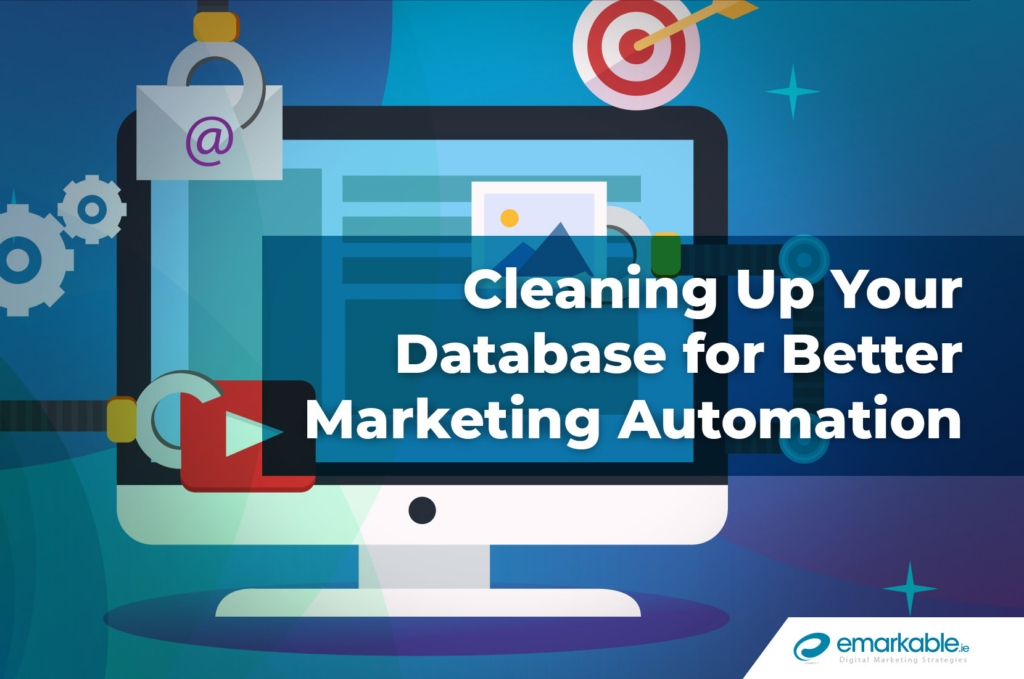 Better Marketing Automation | Cleaning Up Your Database