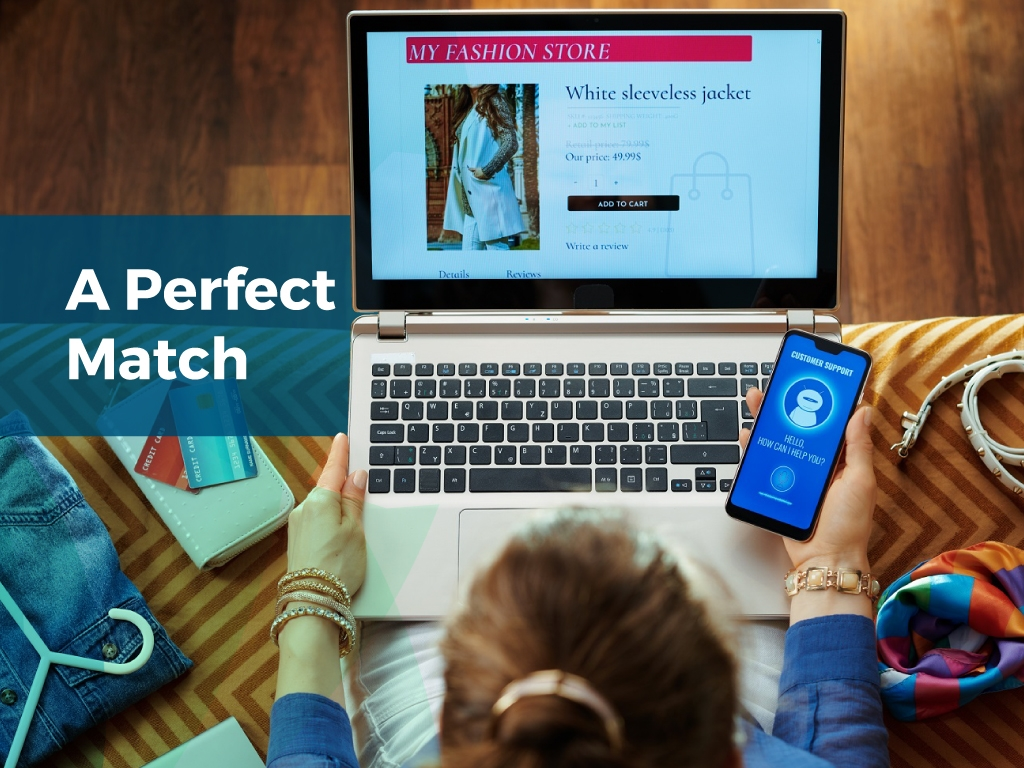 Chatbots - a perfect match