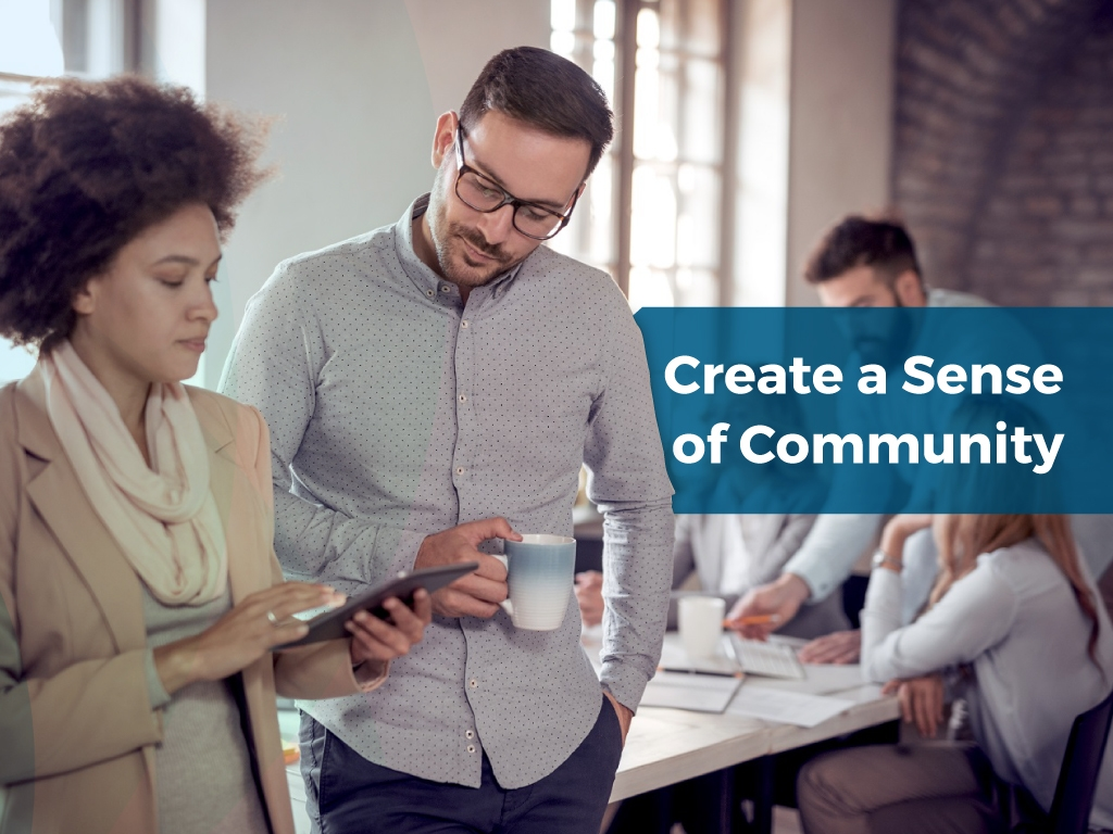 Marketing Automation Tools | Create a sense of community