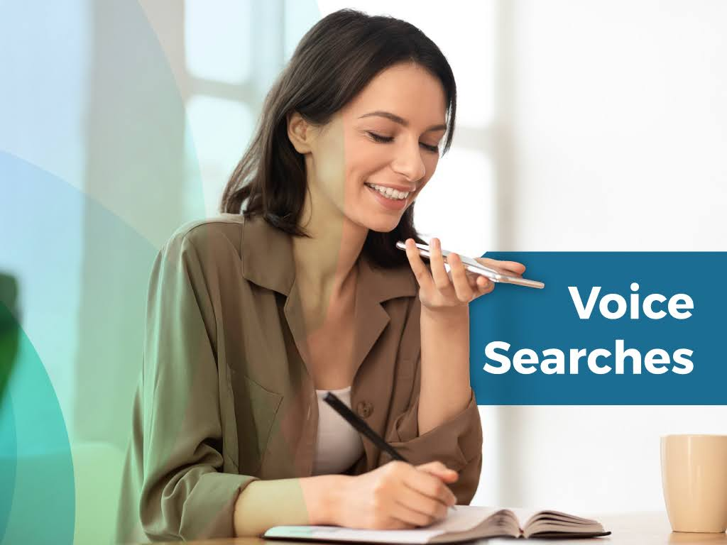 Marketing trends Voice Searches