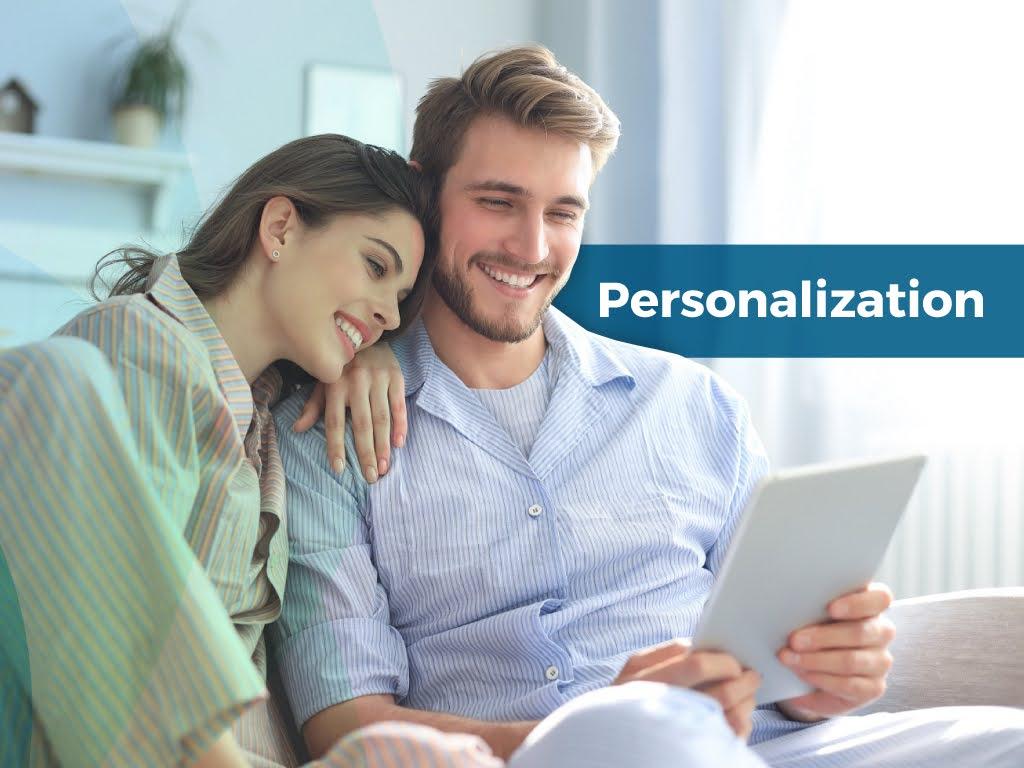 Marketing trends personalisation