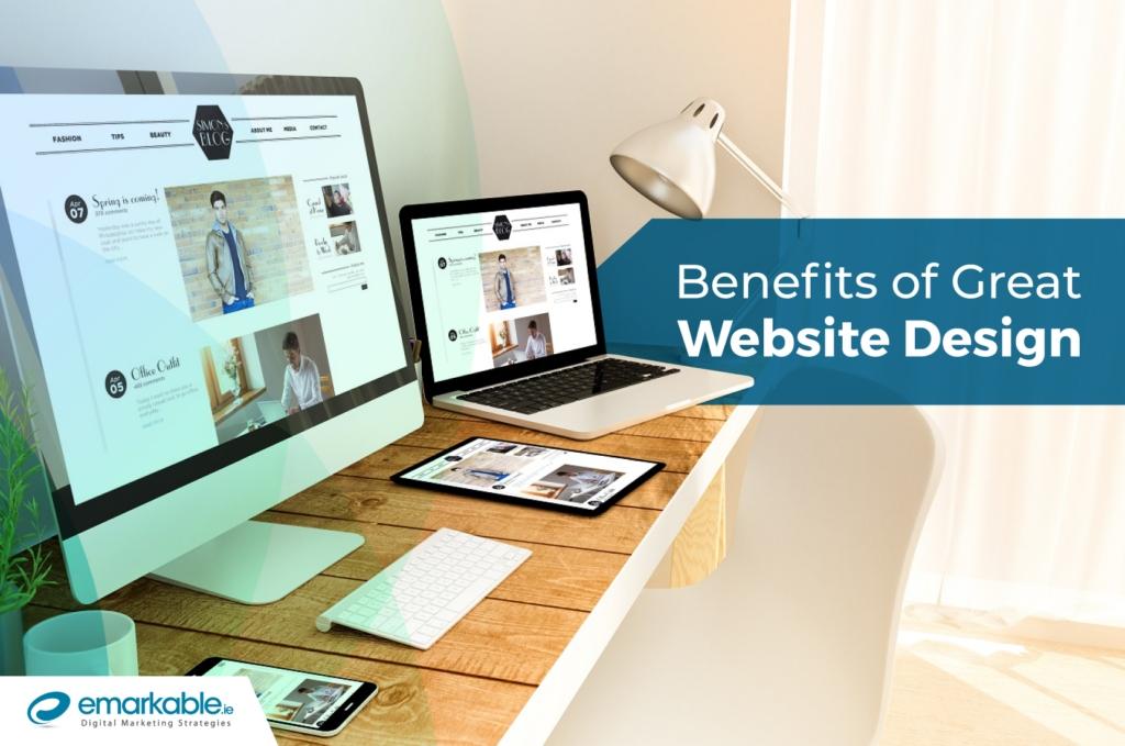 Website Design | What Makes A Great Website Design?