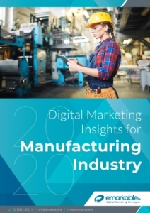 2020 Digital Marketing Insights Manufacturing Industry
