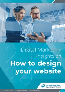 Digital Marketing Insights on How to design your website